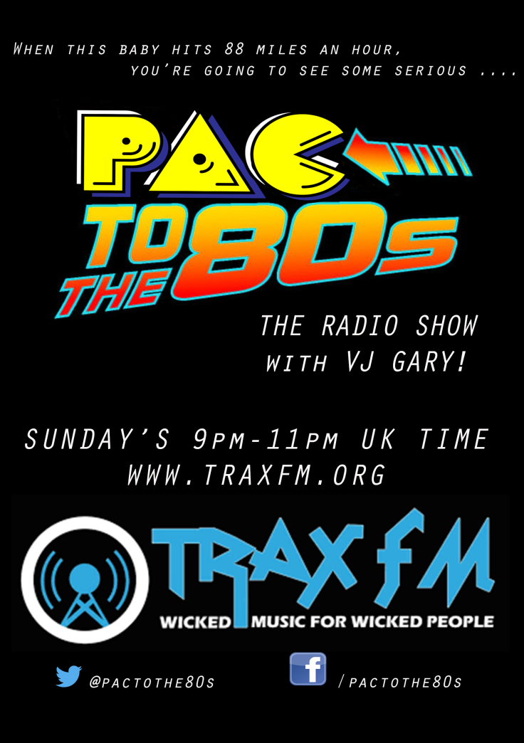 Pac to the 80s Radio Show